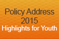 The 2015 Policy Address - Highlights for Youth