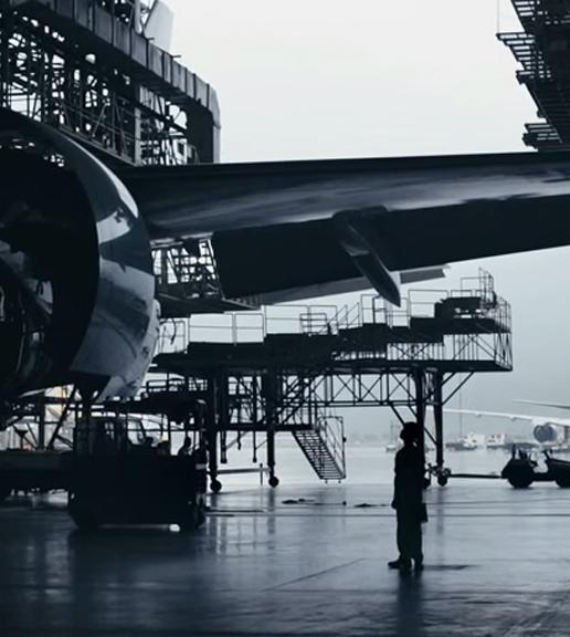 香港国际机场2014职业博览会电视广告