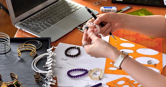 珠宝设计师