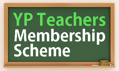 YP teachers membership scheme