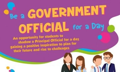 """Be a Government Official for a Day"" Programme"