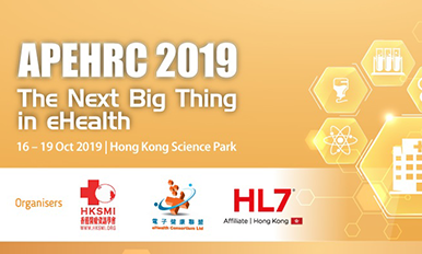 Asia Pacific Electronic Health Records Conference 2019