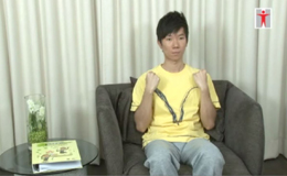 Muscle Relaxation Exercise (Boy's demonstration)