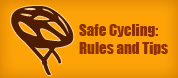 Safe Cycling: Rules and Tips
