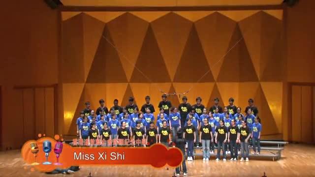 原创曲目 - Miss Xi Shi
