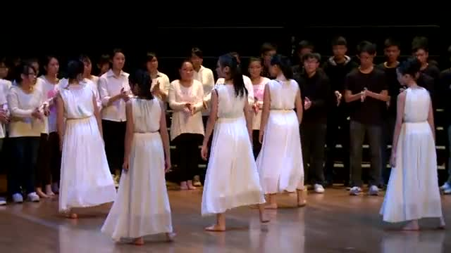 "Backstage: ""Aspiration"" - Sha Tin Methodist College"