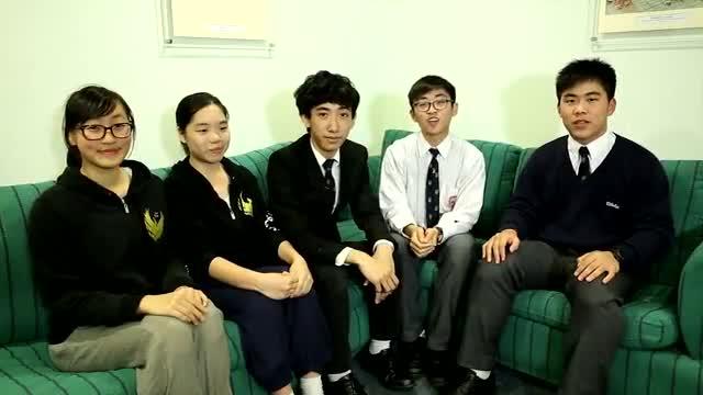 《解密》舞台后记 - 保良局胡忠中学