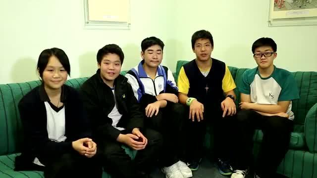 《梦之旅》舞台后记 - 中华基督教会基新中学