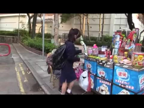 Hong Kong Spirit: Our Ice-cream Old Dad
