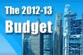 2012-13年度财政预算案