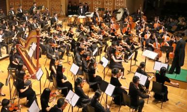 2018 香港青年音乐营音乐会