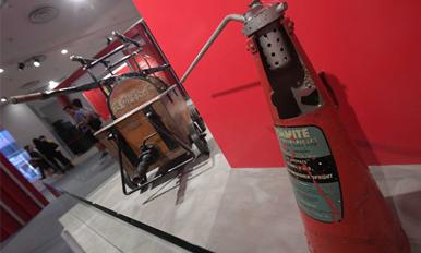 「守护同行:香港消防服务150年」展览