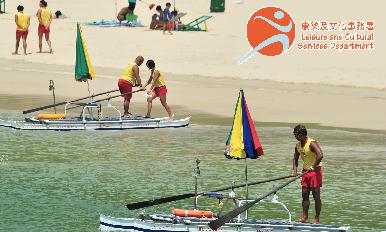 泳滩季节性救生员训练计划(2019年泳季)