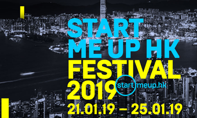 2019 StartmeupHK创业节