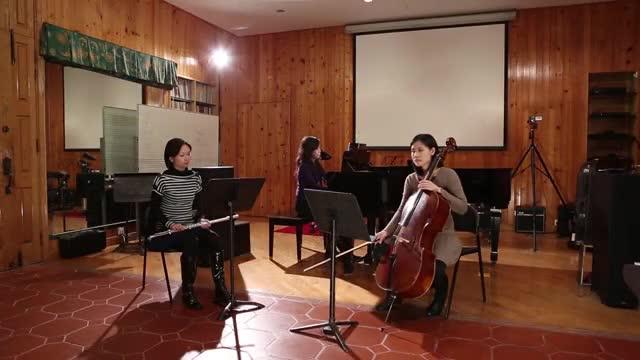 香港作曲家联会导师计画 《思念》舞台后记