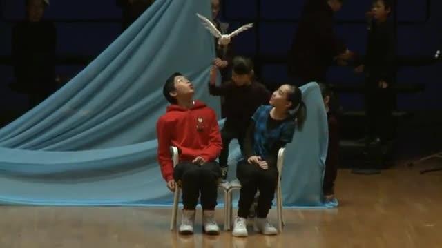 《漫游太空》 - 福建中学附属学校
