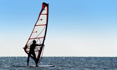 初级滑浪风帆专修