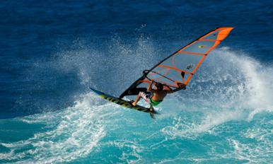 Advanced Windsurfing Training Course