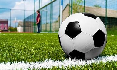 元朗区第三十八届足球比赛(11人,淘汰赛)