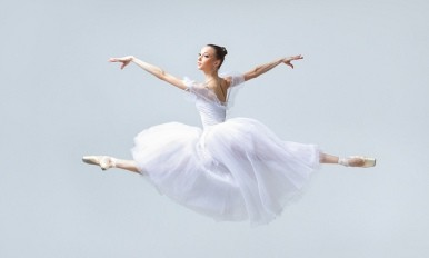 UP•芭蕾舞考试班(10-11/2018)