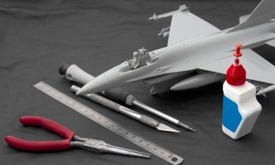 Brennan Torpedo Model-making