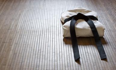 柔道训练班
