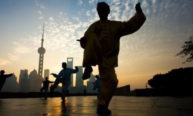 Tai Chi Training Course