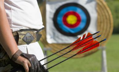 The 21st TMRSC Archery Competition - Men's