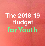 The 2018-19 Budget for Youth