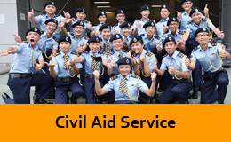 The Civil Aid Service